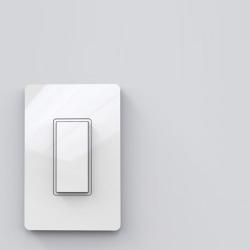 回転灯スイッチ