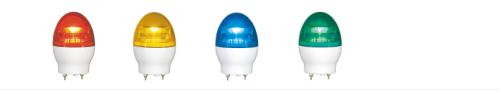 マグネット式LED回転灯 コンセントプラグ付き