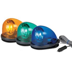 流線型回転灯車両用走行時使用ゴムマグネット