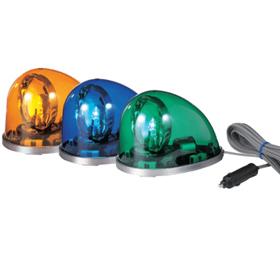 流線型回転灯車両用走行時使用
